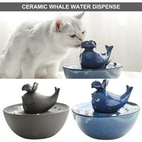 Pet Supplies Automatic Circulating Water Dispenser Dog Cat Water Basin Fountain Portable Water Tank Dispensers
