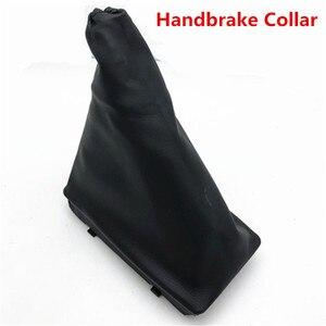 Image 3 - For OPEL CORSA C (01 06) TIGRA B (04 12) COMBO C (01 11) Gear Shift Knob Gaiter Boot Cover Case Handbrake Dustproof Cap
