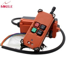 Hot Sale Industrial Universal Radio Wireless Remote Control Distance For Overhead Crane AC/DC free shipping f2 hh 380v 220v industrial universal wireless radio remote control for overhead crane