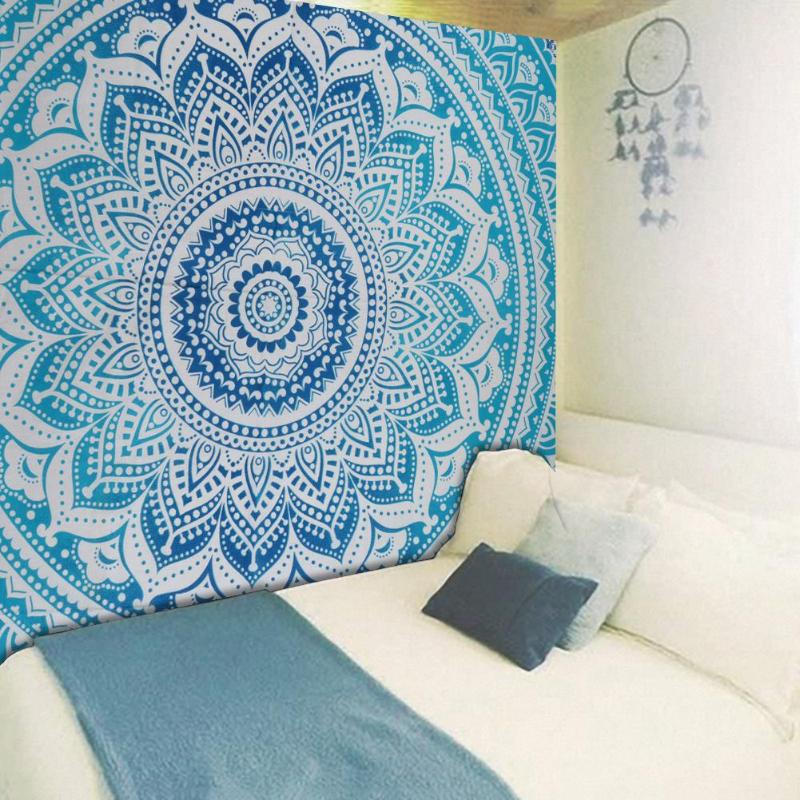 Mandala Wall Tapestries 4