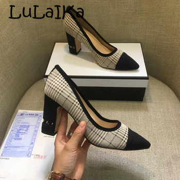 Fashion High Heel Shoes 8cm