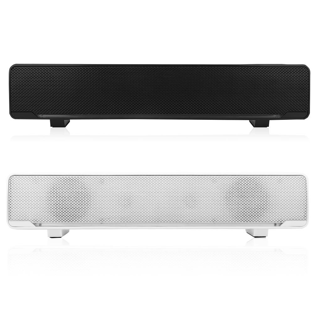 SADA V 196 USB Desktop Subwoofer Speaker 3D Surround Stereo Bass Computer Speaker Soundbar Loudspeaker For Notebook PC Phones