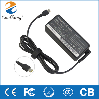 65W USB-C Charger Compatible For Lenovo Yoga 720-13IKB 910 910-13IKB Type C ThinkPad X1 Carbon 5th Gen (Generation) X1 Yoga 2nd image