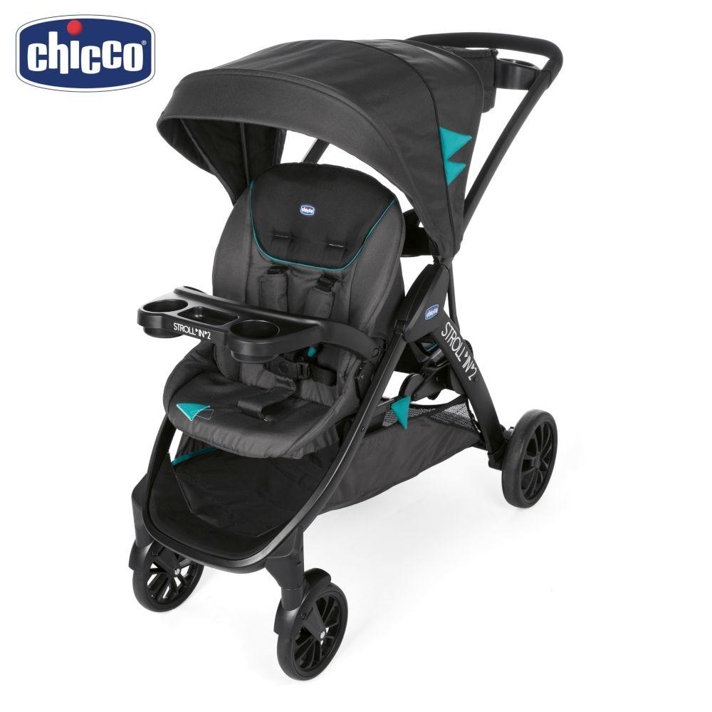 Lightweight Stroller Chicco Stroll'In'2 89302 Baby strollers walking stick for kids lightweight stroller lorelli terra 10020961837a strollers baby walking stick