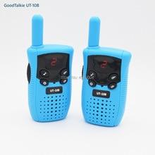 1 paar Mini GoodTalkie UT108 Speelgoed Walkie Talkie Draagbare Kinderen Twee weg Radio Kids Walkie Talkies