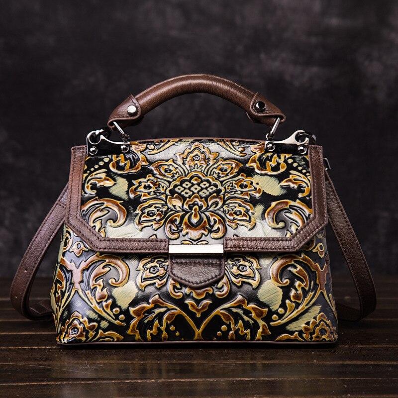 8c15650af326 Осмонд 2018 черный ручной сумки маленький мобильный телефон сумки для  женщин кожаная сумка мини цветок дизайнер