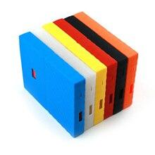 Bevigac シリコン保護ケース Hdd ハードディスクドライブのディスクカバースリーブプロテクタースキン Wd Western Digital の私のパスポート 1T 2T