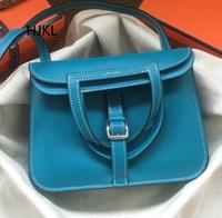 2018 Новый изготовленный на заказ клатч женская сумка из натуральной кожи яловая брендовая кольцо для женской сумочки высокого класса малень