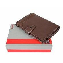 Портмоне с обложкой для паспорта Sergio Belotti 2334 novara cioccolato