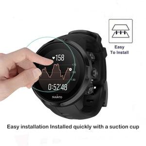 Image 4 - 2Pack Voor Suunto Spartan Sport Pols Hr 0.3Mm 2.5D 9H Clear Gehard Glas Screen Protector Smart Horloge film Krasbestendig