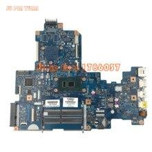 JU PIN Юань 859033-601 859033-501 448.08E01.0021 для hp ноутбук 17-X серии материнская плата с i5-7200U процессор полностью протестирован