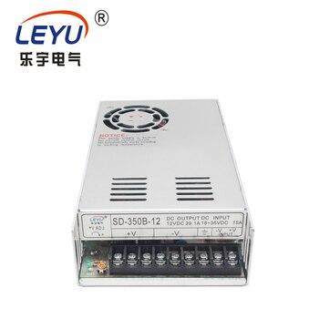 CE RoHS SMPS SD-350D-48 350W 72-144V to 48v built-in  DC fan dc dc power supply