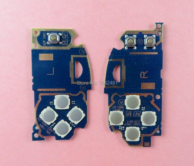 עבור PSV 2000 PSVita 2000 ימין שמאל PCB מעגל מודול לוח LR R מתג כפתור D pad עבור PSV2000 PSVita2000 OCGAME