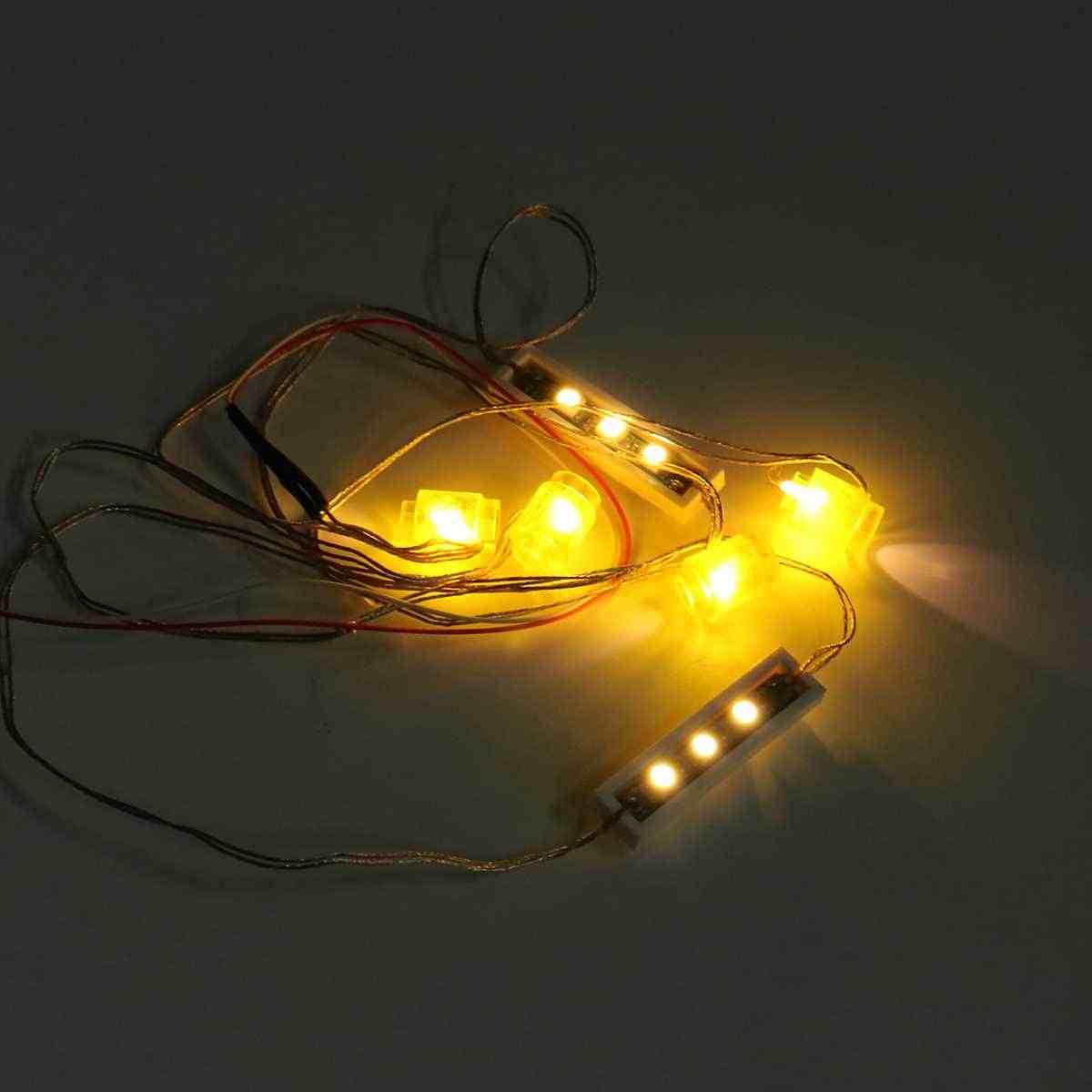 DIY LED Light zestaw oświetlenia dla Lego sklep budowlany modelu zabawki uniwersalne oświetlenie zestaw cegieł