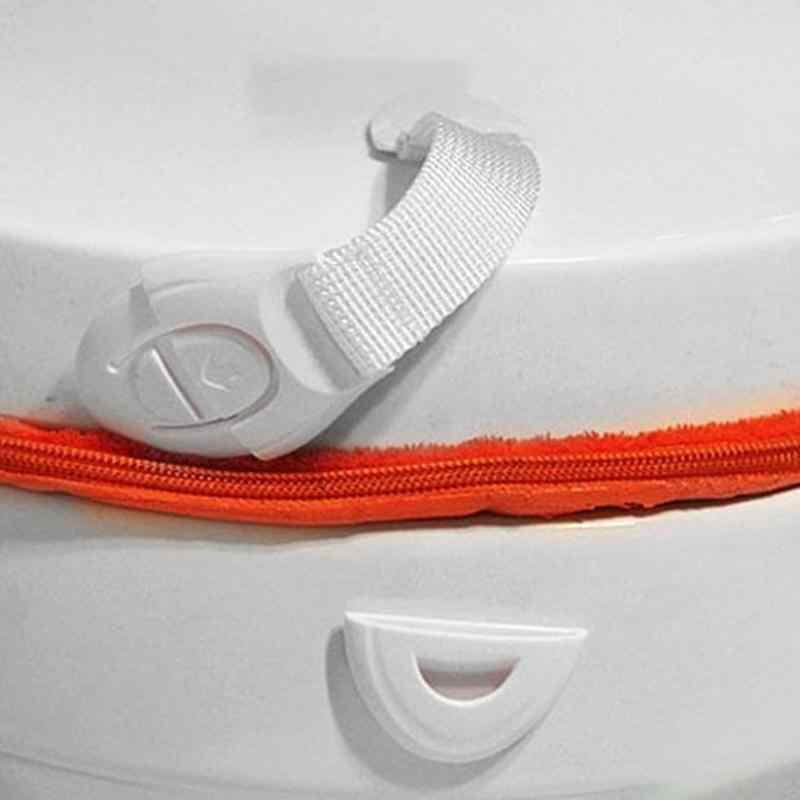 Детская защита блокировки многофункциональный детский безопасный замок ящик или туалетный замок тканевый ремень детский пластиковый замок