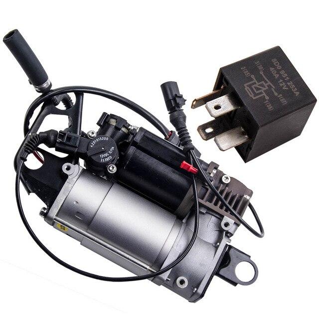 4l0698007c For Audi Q7 Air Airmatic Suspension Compressor Pump Porsche Cayenne 955 Vw Touareg 7la 7l6 7l7