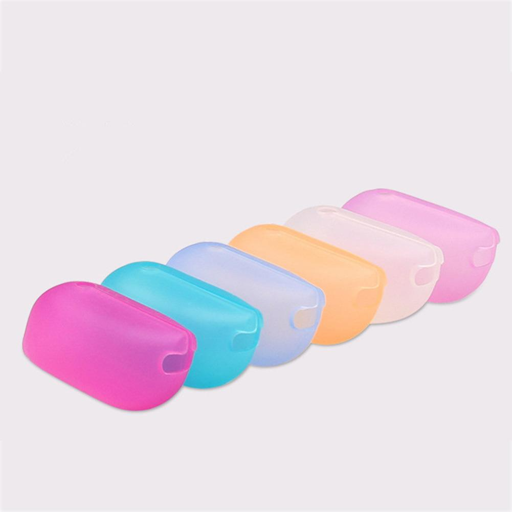 3pcs Silicone Toothbrush Head Cover Outdoor Travel Camping Protective Caps C#P5