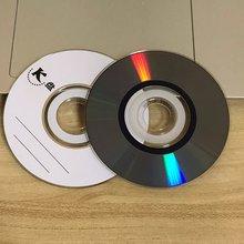 Sprzedaż hurtowa 25 tarcze 1-4x 1.4 GB 8 cm Mini drukowane DVD RW
