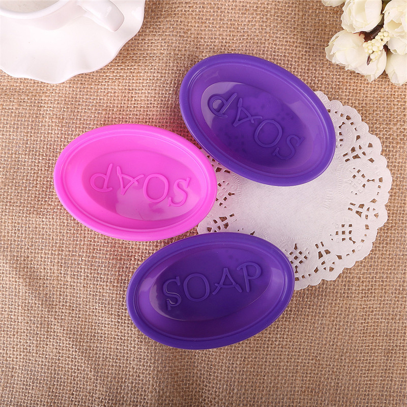 100% Handmade Silicone Mold Soap Muffin Cake Baking Set DIY Square Soap Molds Soap Making