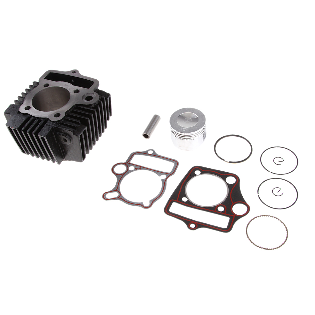 Collection Here 52mm Engine Rebuild Piston Ring Kit Set For 110cc Buggy Atv Part To Produce An Effect Toward Clear Vision Dirt Bike