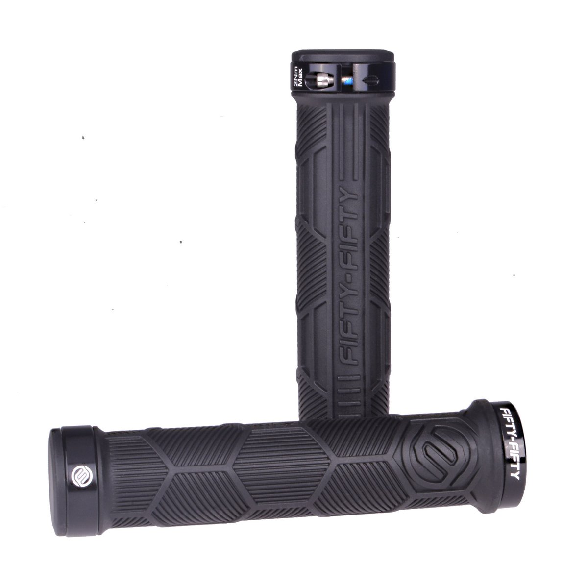 FIFTY-FIFTY <font><b>Bicycle</b></font> Grips MTB Cycling BMX Road Mountain Bike Handles Anti-Skid Bike Handlebar Grip <font><b>Bicycle</b></font> <font><b>Parts</b></font> image