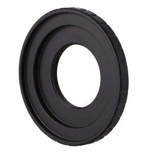 Image 5 - Czarne 16mm C do montażu na Cine film obiektyw do Nikon 1 do montażu na J1 V1 J2 V2 J3 V3 J4 Adapter do obiektywu pierścień C N1 C Nikon 1