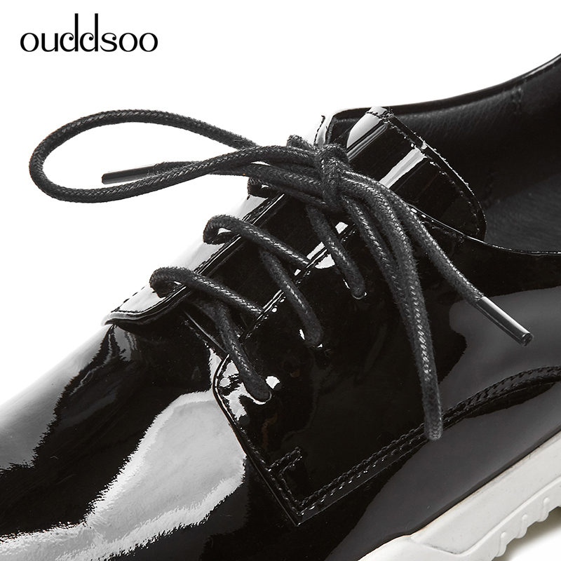 Primavera Mujeres Encaje Diseñador Zapatillas Para Cuero Cómodos Black pink Oxford Lujo Ods 2019 Deporte De Zapatos Casuales La Plataforma Las BgYqg4Ew