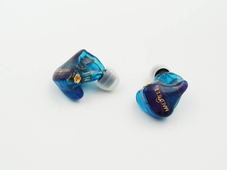 Date Magaosi K6 6BA 6 Armature Équilibrée Custom Made HiFi Musique Moniteur DJ Studio Dans-Oreille Écouteur Audiophile IEMs MMCX Câble