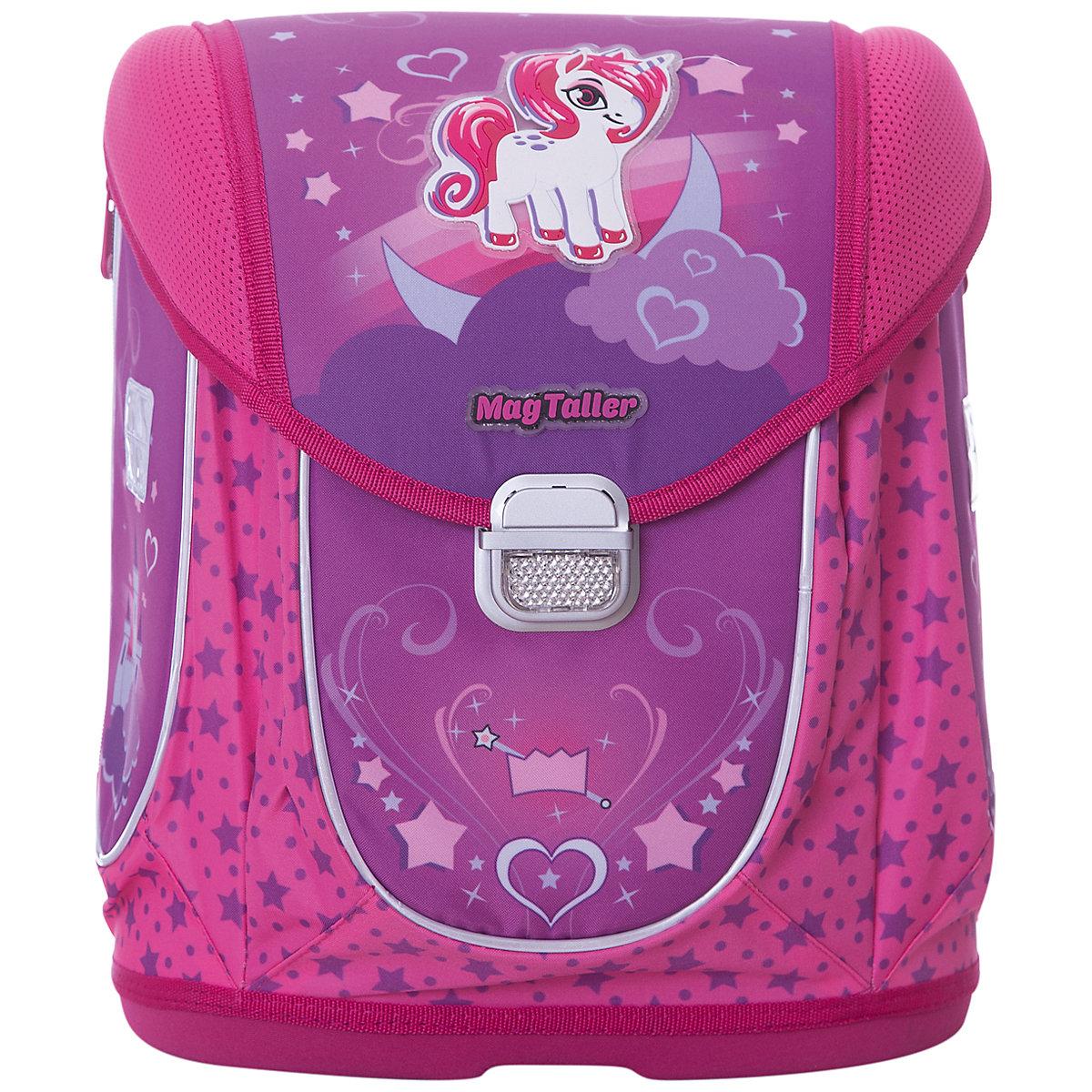 Bolsas escolares MAGTALLER 8316018 mochila ortopédica para niños y niñas animales flores