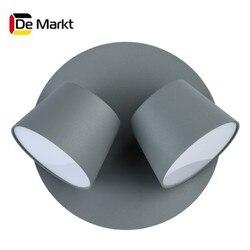 Светодиодные комнатные настенные лампы DE·MARKT
