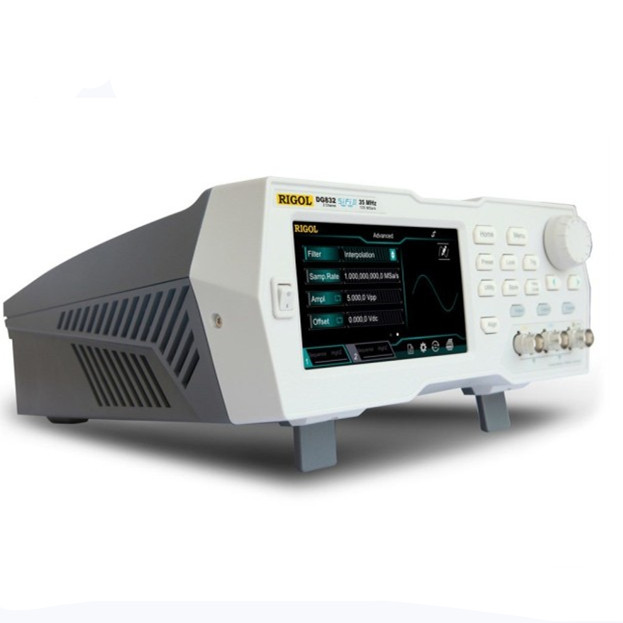 Rigol DG812 - 10 MHz Function / Arbitrary Waveform Generator, 2 Channel 4.3