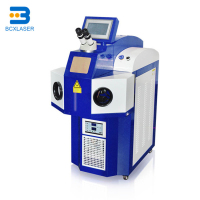 High Precision for jewelry, stainless steel, electronic products stainless steel jewelry Laser Welding Machine