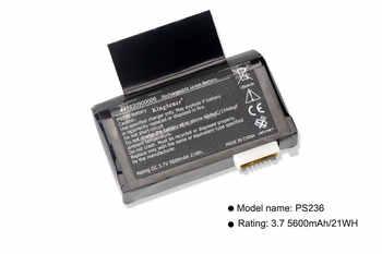 KingSener 新用リチウムイオン電池 Getac PS236 、 PS336 、 441820900006 、 441849800010 、 PS236 バッテリー 3.7 ボルト 5600 mah 送料 2 年保証