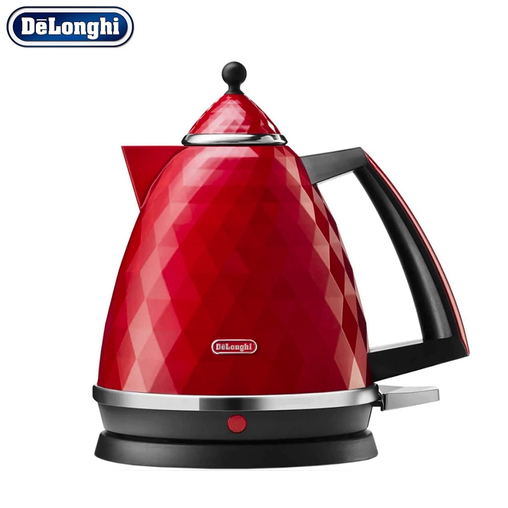 Electric Kettles Delonghi KBJ 2001 home kitchen appliances kettle make tea чайник электрический delonghi kbj 2001 w