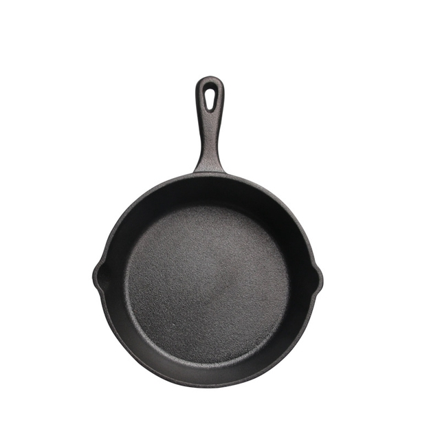 WHISM 14/16/20 см антипригарным сковороде сковорода, кастрюля с длинной ручкой сковорода для готовки кастрюли посуда нет дыма Сковорода для блино...