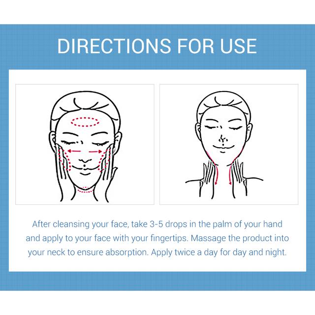 LANBENA Hyaluronic Acid Serum Moisturizing Acne Treatment Remove Fine Lines  Repairing Pores Anti-anging Tighten Skin Care 40ml