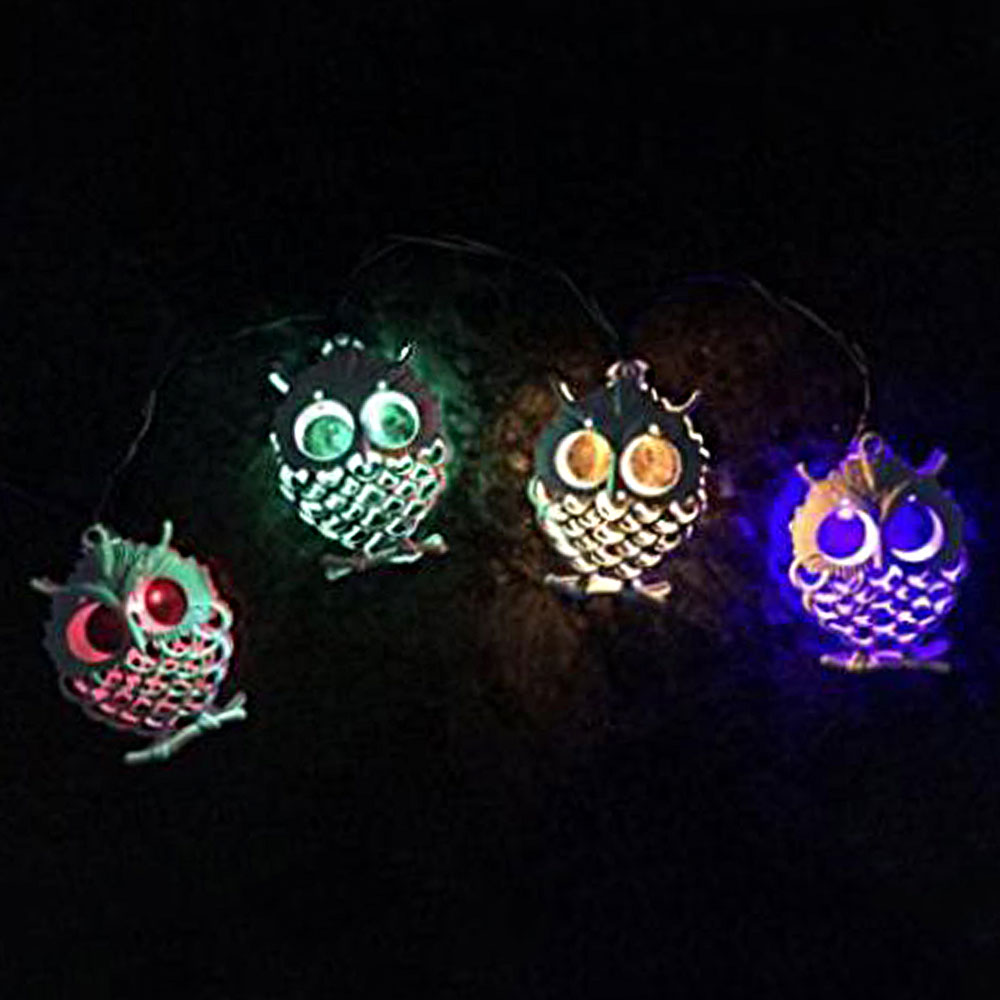 300CM LED Owl Shape Lights String Fairy Lights Room Christmas Decoration