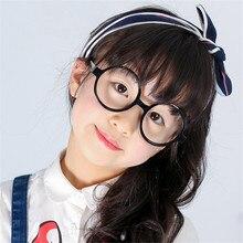 1bb22b99916 Zilead Round Cute Baby Girls Boys Glass Frame Harry Potter Lovely Children  Eyeglasses Frame Photo Prop