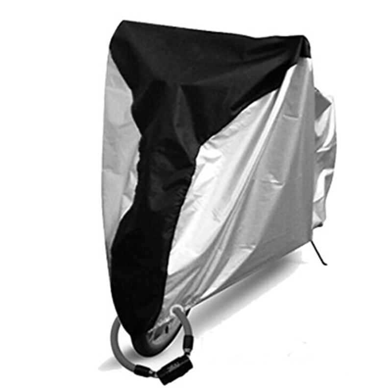 Bike Rain Dust Cover Waterproof Utility Cycling Outdoor Bicycle Protector Outdoor Bicycle Protector Gray For Bike Bicycle|Protective Gear| |  - title=