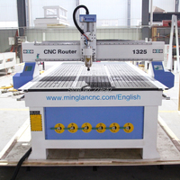 1300mm*2500mm*300mm vacuum table cnc machine