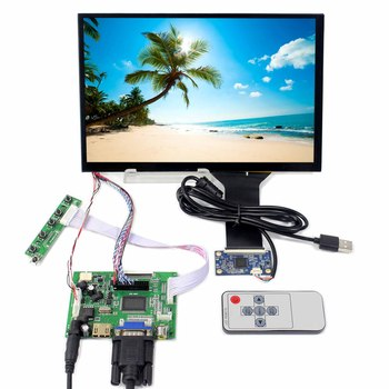 10.1inch M101NWWB 1280X800 LCD Screen With Capacitive Touch Panel with  HDMI VGA+2AV LCD Controller Board