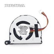 Dizüstü bilgisayar cpu soğutma fanı soğutucu ASUS Eee PC 1011 için 1015PW 1015PE 1015 P 1015PX 1015PED 1015BX 1011PX 1011PX KSB0405HB-AF63 AB16