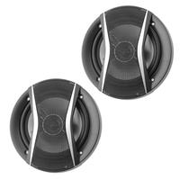 1 Pair 650W 6in Car Stereo Coaxial Treble Loudspeakers Audio Music System Speakers Clear High Sound Quality Auto Loud Speakers