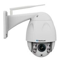 VStarcam C34S X4 HD Беспроводная Wi Fi камера 2 мегапикселя видеонаблюдение камера США ЕС Великобритания AU штекер для дома общественный контроль