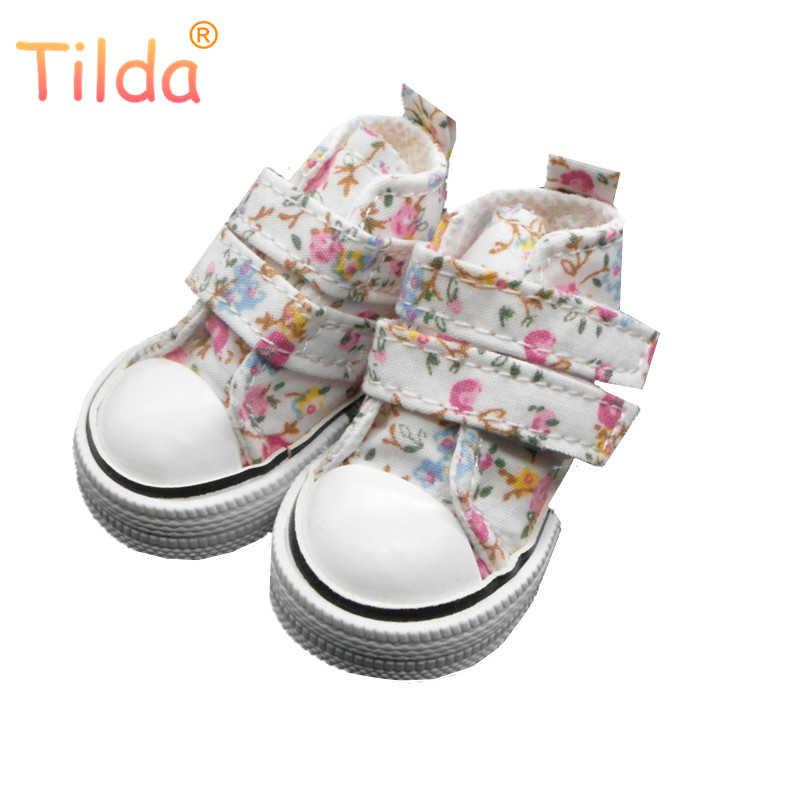 Тильда 6 см мини-обувь для куклы Paola Reina модная мини-игрушка спортивная обувь для Тильда 1/4 обувь для кукол BJD обувь для кукол аксессуары
