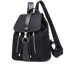 New fashion women backpack black student girls backpack leather anti-theft bag home storage backpack handbag free shipping 2017 new fashion women backpack free shipping