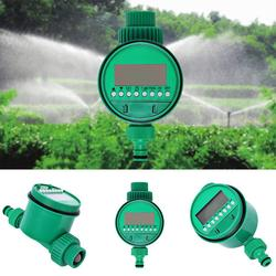 Watering Timer LCD Display Electronic Automatic Rubber Gasket Design Garden Irrigation Controller Watering System