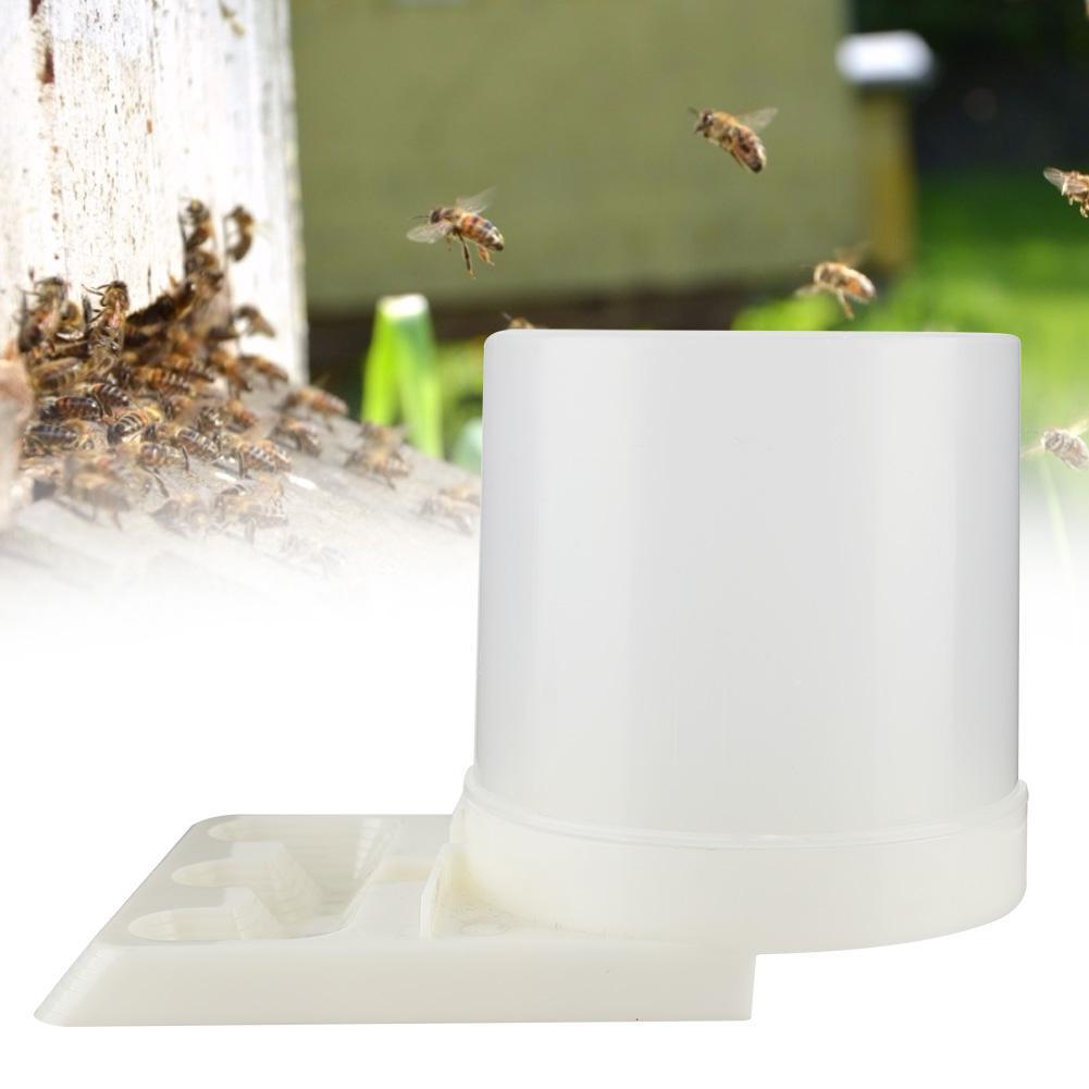 Raguso 700ml Beehive Water Feeder/Beehive Bee Entrance Water Feeder Bee Drinking Bowl Beekeeping Water Dispenser Beekeeping Equipment Tool for Beekeeper