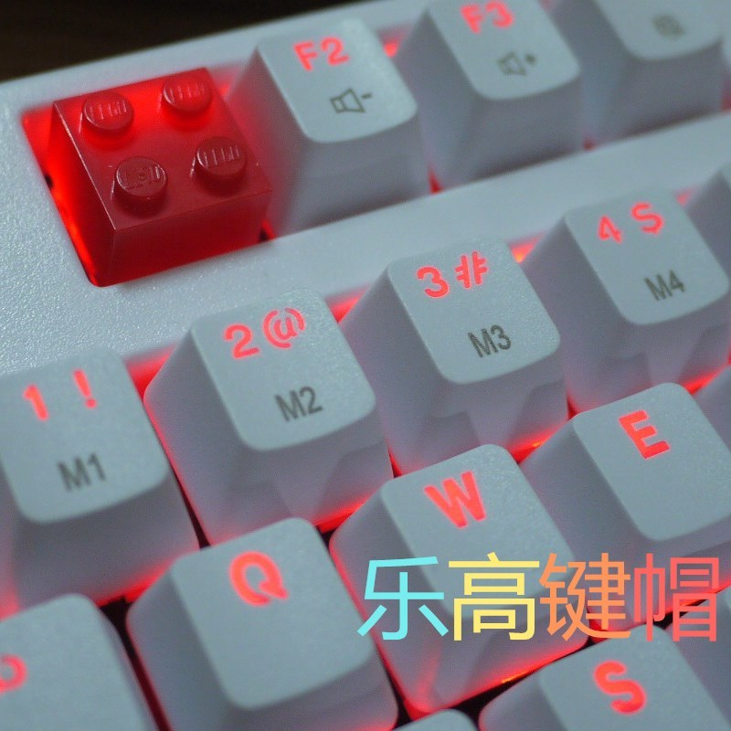 1 Piece Resin Key Cap Manual Personality Customized Keycap For Mechanical Keyboard.