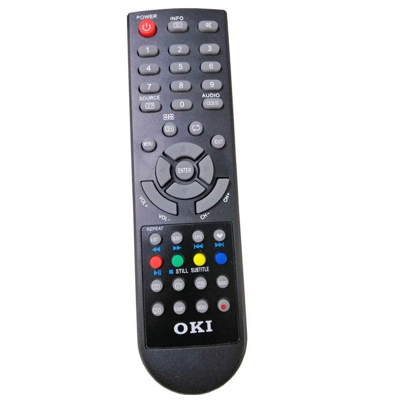 810300002 дистанционный пульт для OKI B22E-LED1i B24E-LED1 C40IB-FHTUV L24IB-FHTUV B19E-LED1I B22E-LED1i B32E-LED1i ЖК-дисплей ТВ